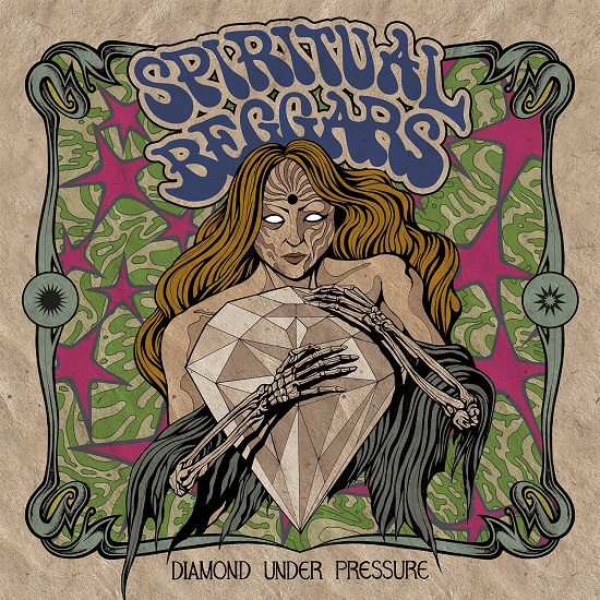 SpiritualBeggars DiamondUnderPressure Single